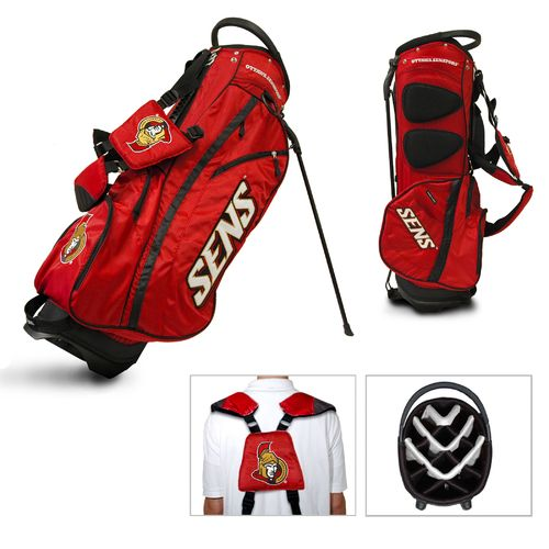 Team Golf Ottawa Senators Fairway 14-Way Stand Golf