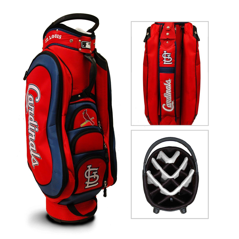 Team Golf St. Louis Cardinals Medalist 14-Way Golf