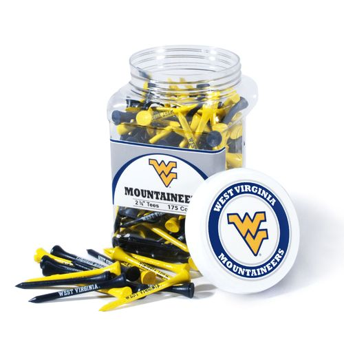 Team Golf West Virginia University Tees 175-Pack - view number 1