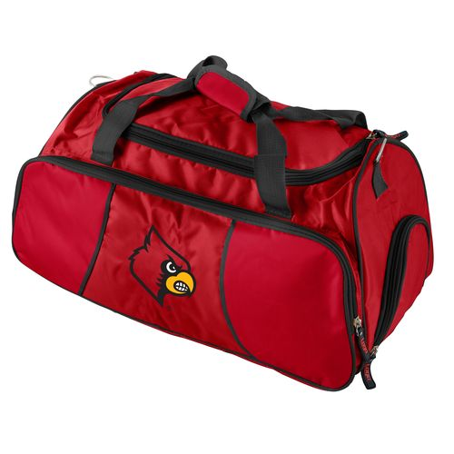 Logo™ University of Louisville Athletic Duffel Bag