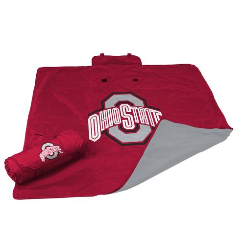 Logo™ Ohio State University All-Weather Blanket