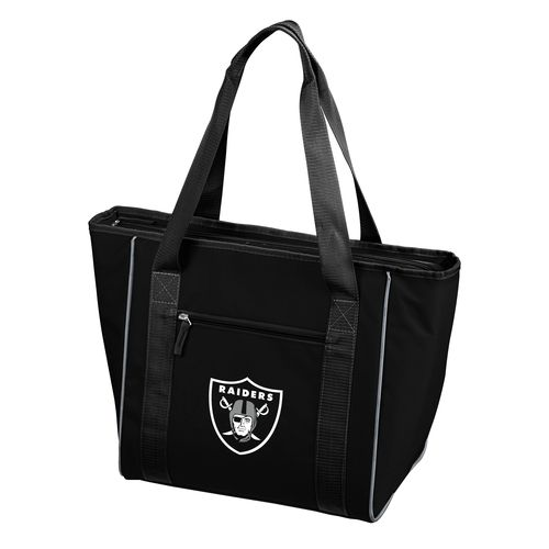 Logo™ Oakland Raiders 30-Can Cooler Tote Bag