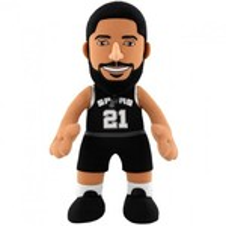 "Bleacher Creatures™ San Antonio Spurs Tim Duncan 10"" Plush Figure"
