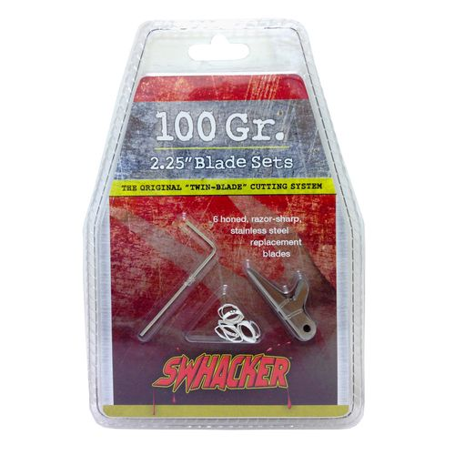 Swhacker 2-Blade Replacement Broadhead Blades 6-Pack - view number 1
