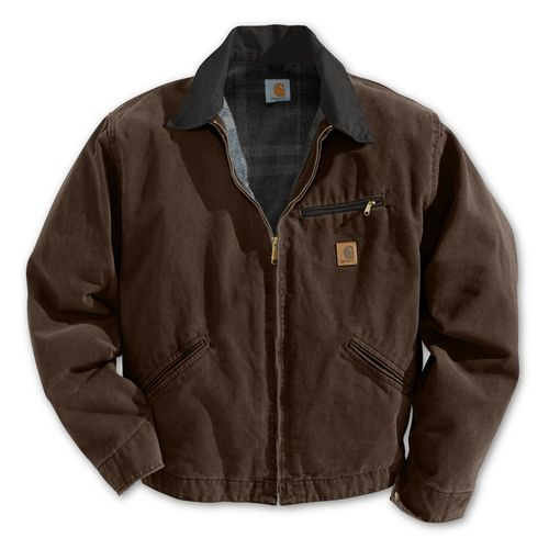 Display product reviews for Carhartt Men's Sandstone Detroit Jacket