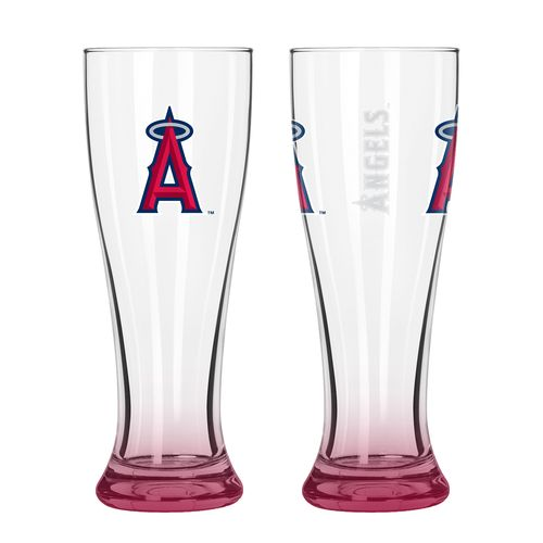 Boelter Brands Los Angeles Angels of Anaheim Elite 16 oz. Pilsners 2-Pack