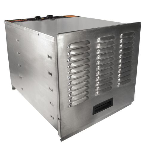 Weston Pro-1000 Stainless-Steel 10-Tray Food Dehydrator