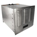 Weston Pro-1000 Stainless-Steel 10-Tray Food Dehydrator - view number 1