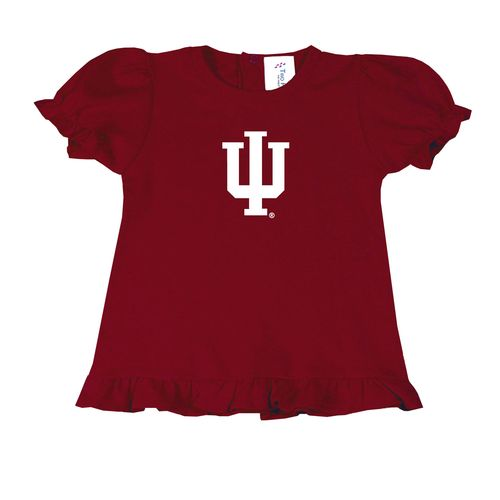 Atlanta Hosiery Company Toddler Girls' Indiana University Frill