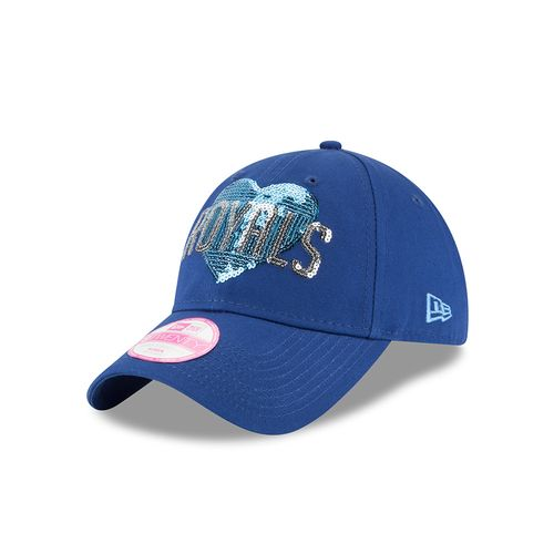 New Era Women's Kansas City Royals Model Fan 9TWENTY® Cap