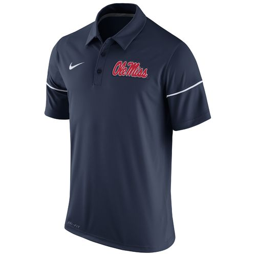 Nike Men's University of Mississippi Team Issue Polo