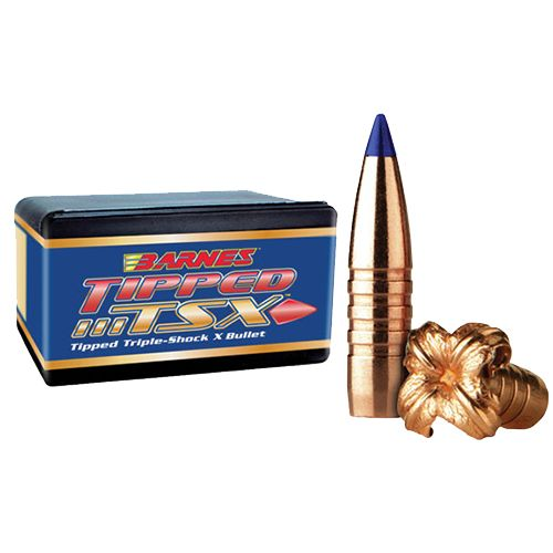 BARNES Tipped TSX Rifle Bullets