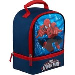 Thermos® Kids' Spider-Man Web Warriors Dual Compartment Lunch Kit