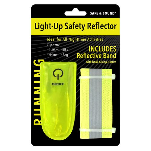 Venture Products Safe and Sound Light-Up Safety Reflector