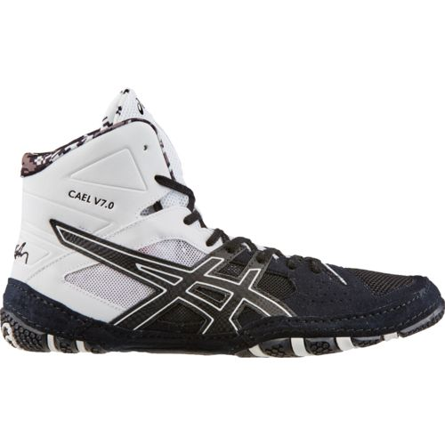 Display product reviews for ASICS® Men's Cael® V7.0 Wrestling Shoes