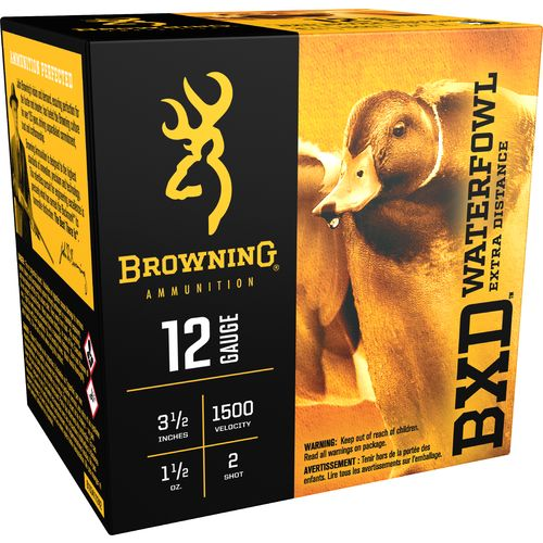 Browning Extra-Distance Steel Waterfowl 12 Gauge Shotshells