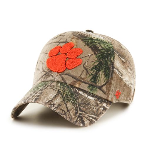 '47 Kids' Clemson University Realtree Clean Up Cap