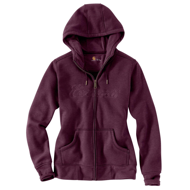 Display product reviews for Carhartt Women's Clarksburg Zip Front Sweatshirt