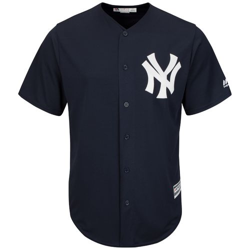 Majestic Men's New York Yankees Cool Base® Home Replica Jersey