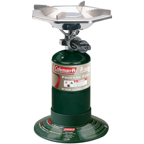 Display product reviews for Coleman™ PerfectFlow™ 1-Burner Propane Stove