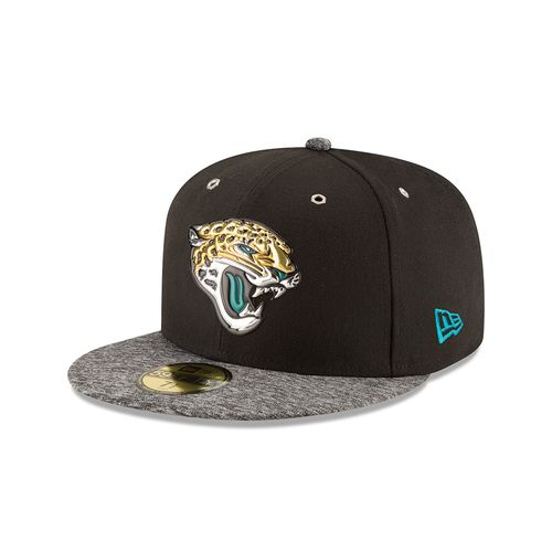 New Era Men's Jacksonville Jaguars 59FIFTY® 2016 NFL Draft Cap