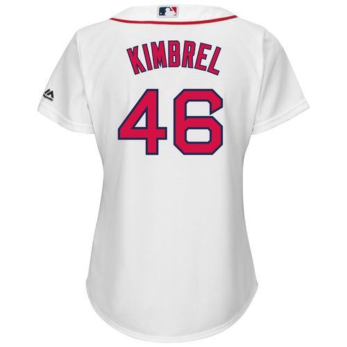 Majestic Women's Boston Red Sox Craig Kimbrel #46 Cool Base Replica Home Jersey