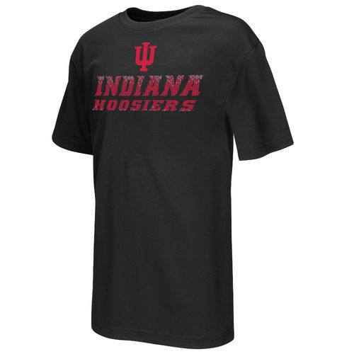 Colosseum Athletics™ Boys' Indiana University Pixel Short Sleeve T-shirt