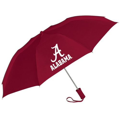 "Storm Duds Adults' University of Alabama 42"" Automatic Folding Umbrella"