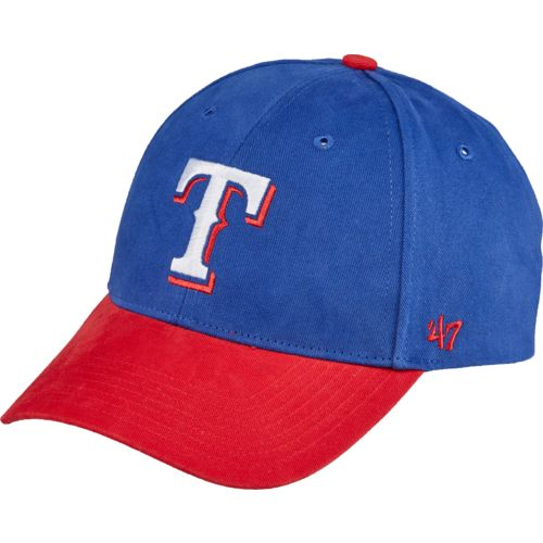 '47 Texas Rangers Short Stack MVP Cap