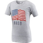 Academy Sports + Outdoors™ Adults' Americana 2016 Alone Flag T-shirt