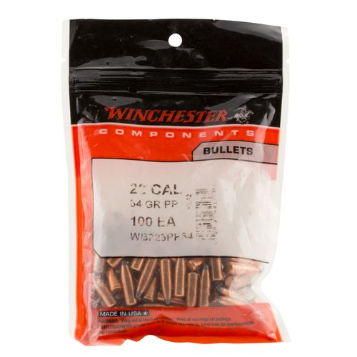 Display product reviews for Winchester Power-Point .22 64-Grain Centerfire Rifle Bullets