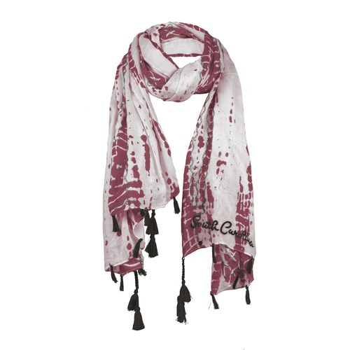 Chicka-d Women's University of South Carolina Tie Dye Scarf