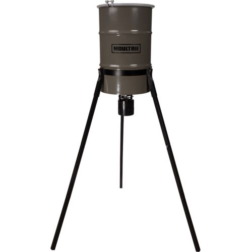 Moultrie Pro Hunter 30-Gallon Tripod Deer Feeder - view number 1