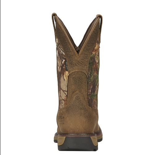 Ariat Men's Conquest H2O Hunting Boots - view number 4