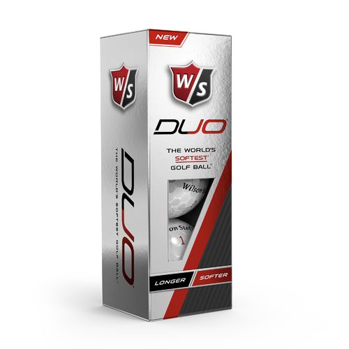 Wilson Staff DUO Golf Balls 12-Pack - view number 5