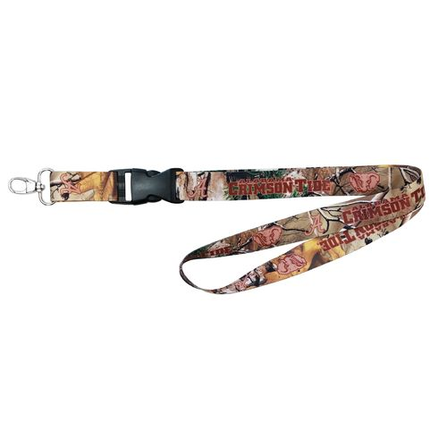 NCAA University of Alabama Realtree Xtra® Lanyard