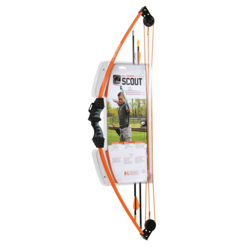 Bear Archery Youth Scout Compound Bow Set - view number 1