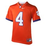Nike™ Boys' Clemson University Replica Football Jersey