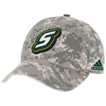 adidas™ Men's Southeastern Louisiana University Digital Camo Adjustable Slouch Cap