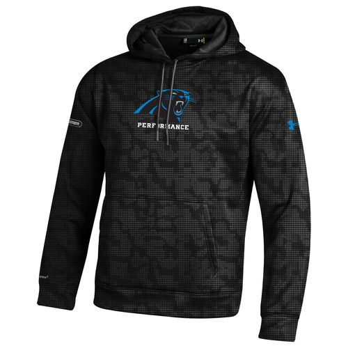 Under Armour™ NFL Combine Authentic Men's Carolina Panthers Armour® Fleece Novelty Hoo