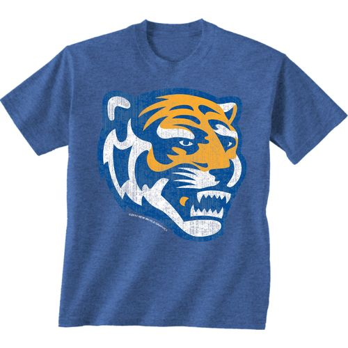 New World Graphics Men's University of Memphis Alt Graphic T-shirt