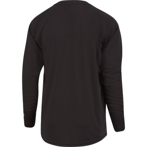Rawlings Young Men's Long Sleeve Performance Shirt - view number 2