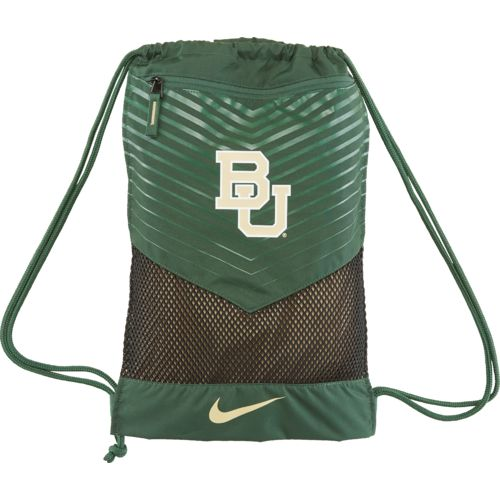 Nike Baylor University Vapor 2.0 Gym Sack