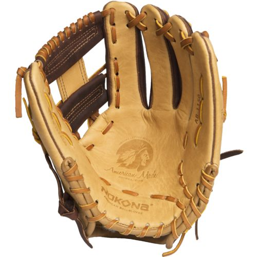 "Display product reviews for Nokona Alpha 11.5"" Pitching/Fielding Glove"