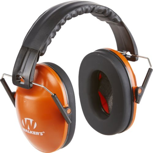 Walker's Folding College Earmuffs