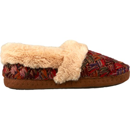 Austin Trading Co.™ Women's Basket Weave A-line Slippers