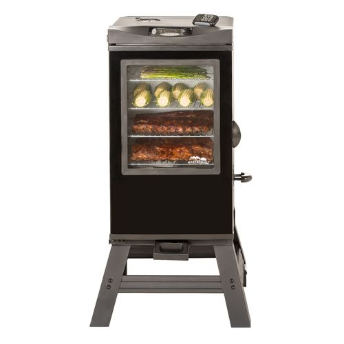 "Masterbuilt 30"" Digital Electric Smoker with Stand and Bundle"