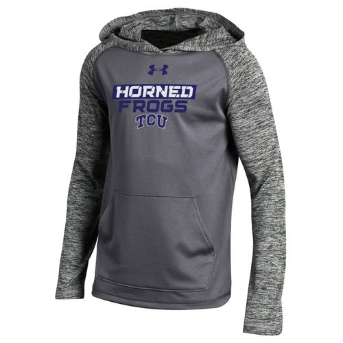 Under Armour™ Boys' Texas Christian University Tech Hoodie
