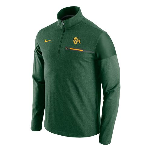 Nike™ Men's Southeastern Louisiana University Elite Coaches 1/2 Zip Pullover