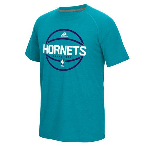 adidas™ Men's Charlotte Hornets climalite® Ultimate Short Sleeve T-shirt